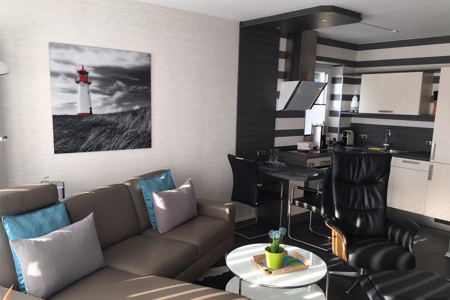 Haus Encore - Wohnung EncoreFIVE in Büsum an der Nordsee