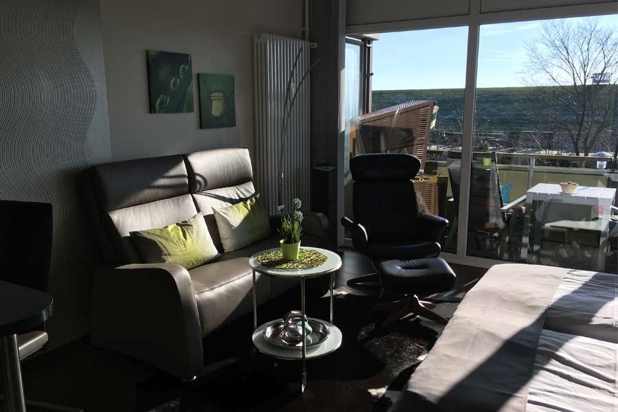 Haus Encore - Wohnung EncoreONE in Büsum an der Nordsee