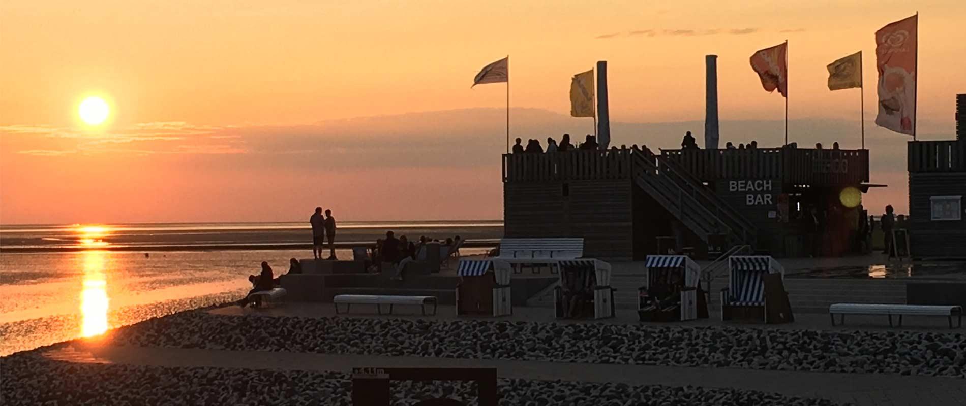 Ferienwohnungen Encore in Büsum an der Nordsee