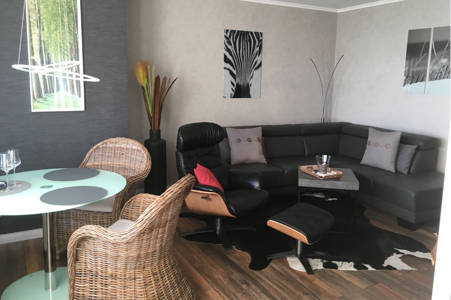 Haus Encore - Wohnung MeerEncore in Büsum an der Nordsee
