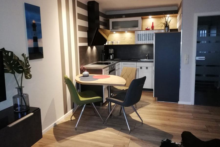 Haus Encore - Wohnung Enjoy in Büsum an der Nordsee