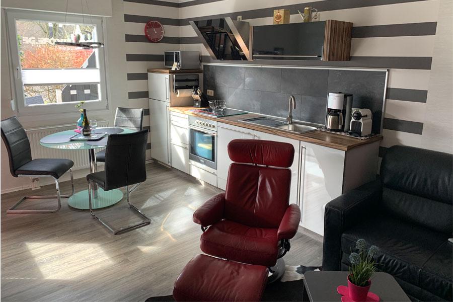Haus Encore - Wohnung Encore 3 in Büsum an der Nordsee